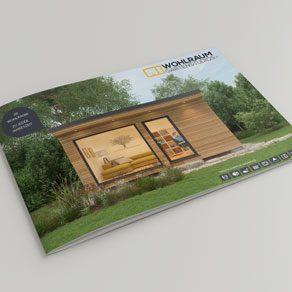 Wohlraum-Gartenstudios-Broschüre