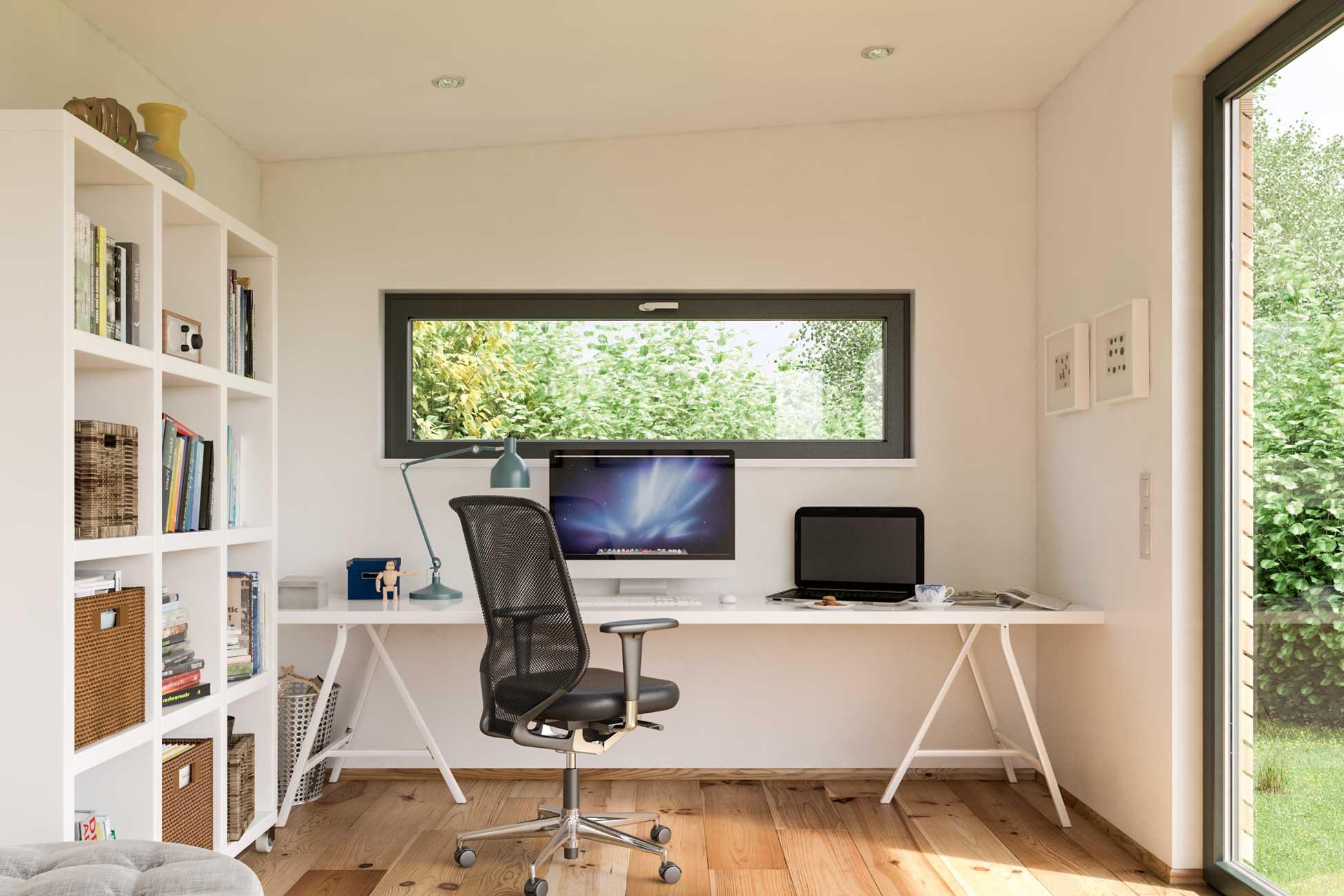 Gartenhaus Als Büro wohlraum gartenstudios | gartenstudios - schaffen sie sich